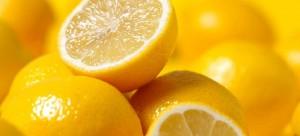 healthy lemon nutrition